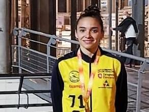 Xenia Benach campeona de España 2021 PC