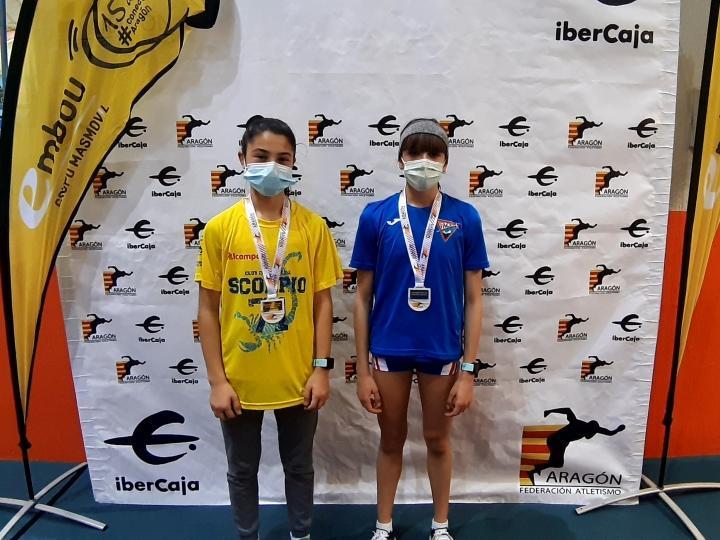 Los Sub16 de ALCAMPO-Scorpio 71 consiguen 14 medallas en el Campeonato de Aragón PC