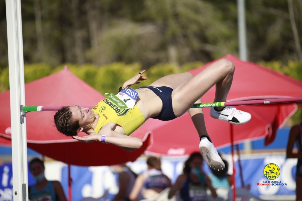 ALCAMPO-Scorpio71 desembarca en el nacional absoluto con 28 atletas