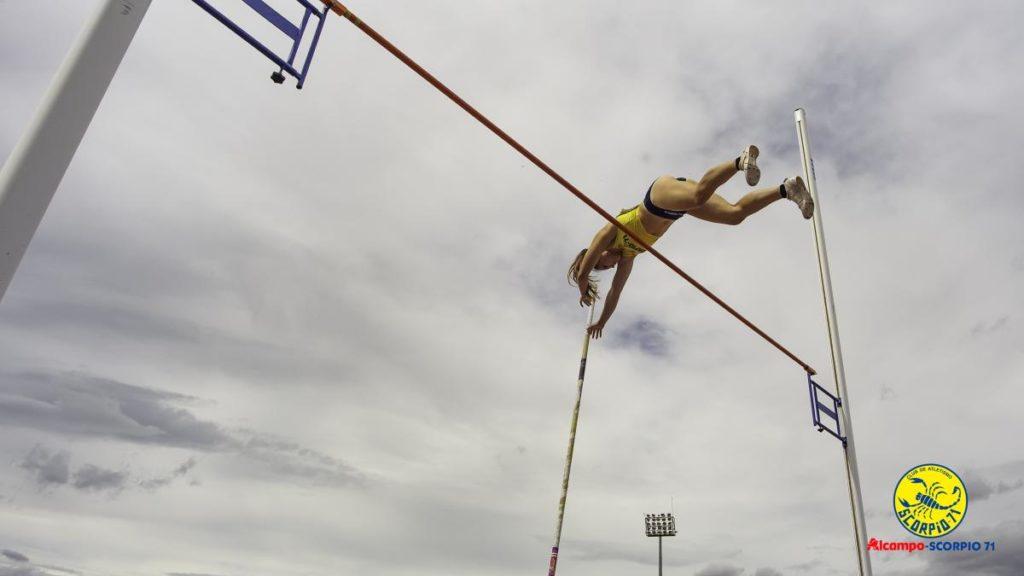 17 atletas de ALCAMPO-Scorpio71 compiten en el Nacional Sub23