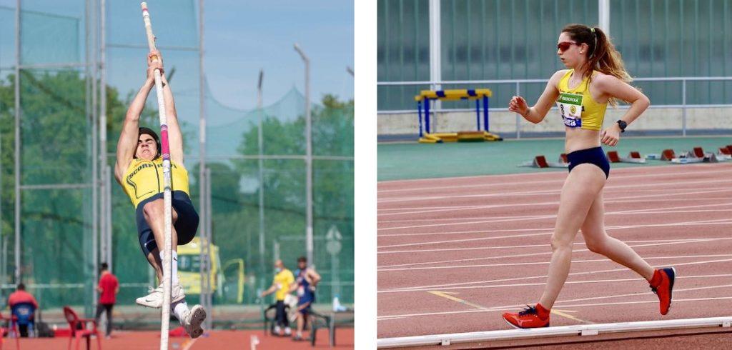 ALCAMPO-Scorpio71 logra 58 medallas en el Campeonato de Aragón absoluto y sub23 de atletismo
