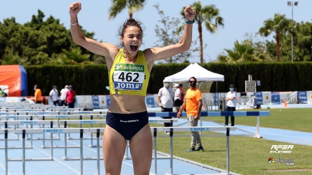 Las atletas de ALCAMPO-Scorpio71 logran cuatro medallas en el Nacional Sub23 y cuatro en el Nacional Máster