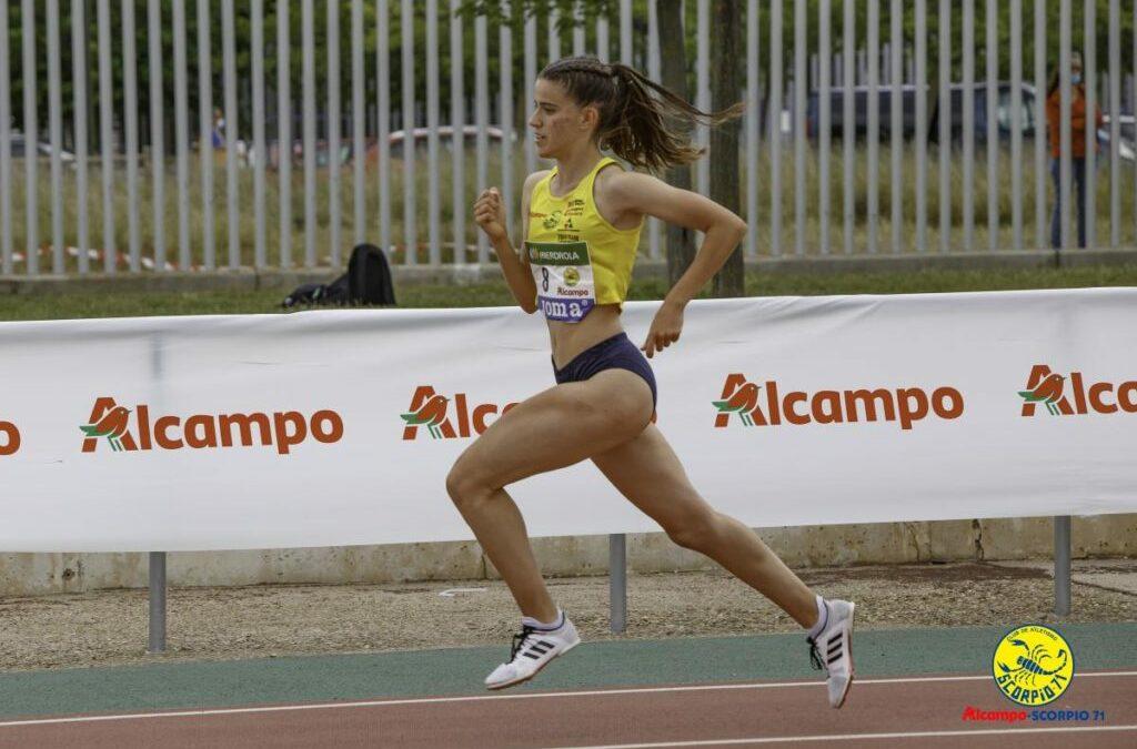 Doce atletas del ALCAMPO-Scorpio71 compiten en el nacional Sub20