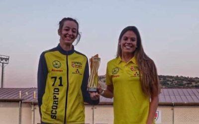 ALCAMPO-Scorpio71 campeón de España en el nacional de pruebas combinadas por clubes