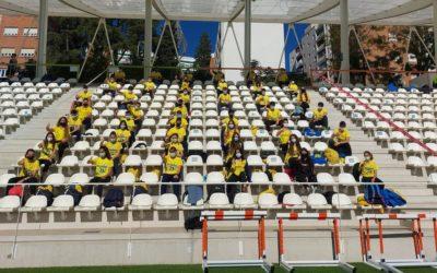 El ALCAMPO-Scorpio71 logra la 4ª posición en chicas y la 6ª en chicos en el nacional por clubes Sub16